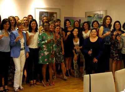 Sopar d'estiu d'Ade Vallès 2018