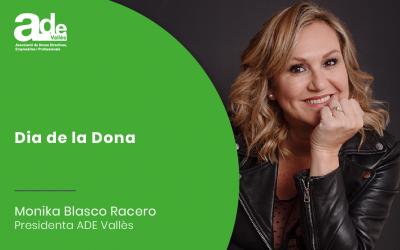 Dia de la Dona · Mónika Blasco Racero